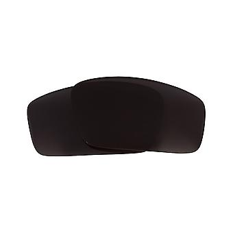 Best SEEK Polarized Replacement Lenses Oakley Sunglasses SQUARE WIRE (2006) Blk