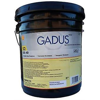 Shell 550036172  Gadus S2 Og 40 18Kg Hp Open Gear Wire Rope Grease