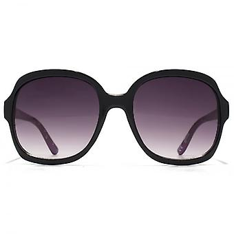 American Freshman Glamour Square Sunglasses In Black