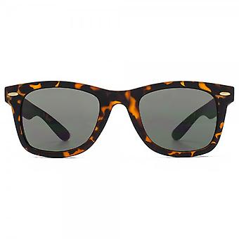 M:UK Brixton Retro Style Sunglasses In Tortoiseshell