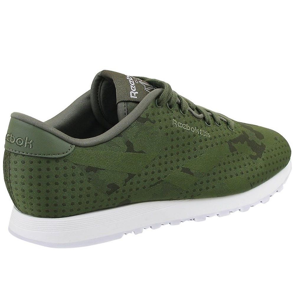 Reebok CL Nylon Jacquard V69651 universal  women shoes