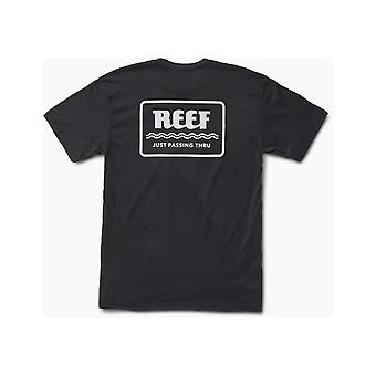 Reef Stamp Tee Short Sleeve T-Shirt