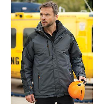 Regatta Mens Marauder X-Pro Waterproof Breathable Jacket Grey/Black
