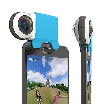 Giroptic iO Micro USB - HD 360 Degree Camera for Android Smartphones