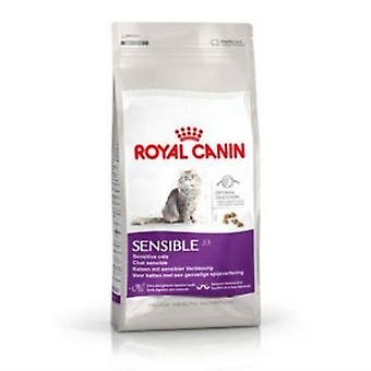 Royal Canin chat complet adulte aliment Sensible 33 (10kg)