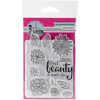 Pink & Main Clear Stamps 3