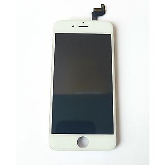 White Complete LCD Screen Premium Quality For iPhone 6S | iParts4u