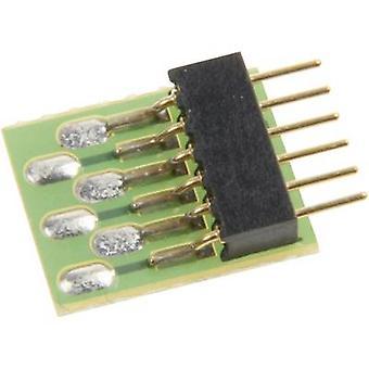 conector de 6 pines Uhlenbrock 71641