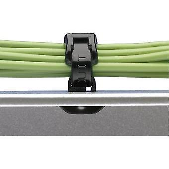 Panduit PBMS-H25-M30 PBMS-H25-M30 kabel mount selvstændige forsegling, varme - stabiliseret sort 1 computer(e)