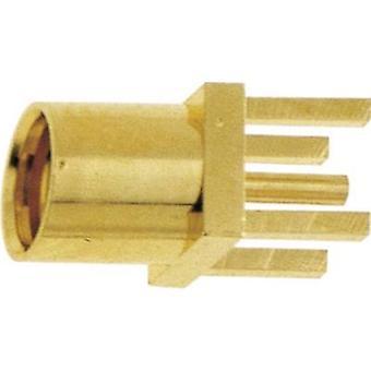 MMCX connector Socket, vertical vertical 50 Ω IMS 982.09.2510.001 1 pc(s)
