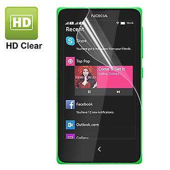 Displayschutzfolie Schutzfolie CrystalClear für Nokia XL