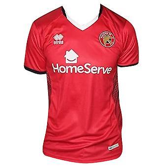 2018-2019 Walsall Errea Home Football Shirt