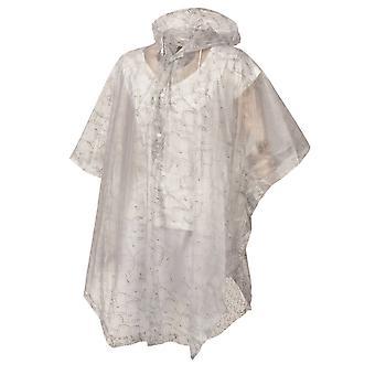 التعدي السيدات مهرجان ماء المطر Packable المعطف