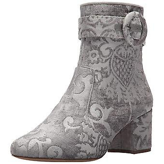 Nine West Womens Quilby Fabric Closed Toe Mid-Calf Fashion Boots