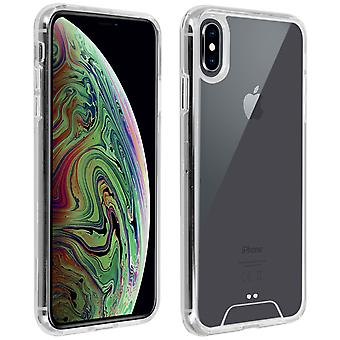 Cristal Series cas, hybride backcover pour Apple iPhone Max XS - Ultra clear