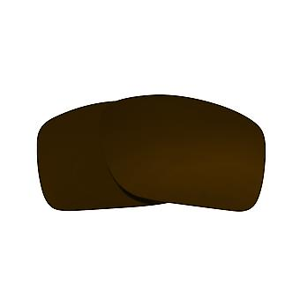 Best SEEK Polarized Replacement Lenses Spy Optics COOPER XL Brown Bronze