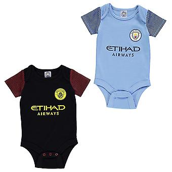 Team Kids Football Body Vest Set Baby Boys Cotton Short Sleeve Bodysuit Top