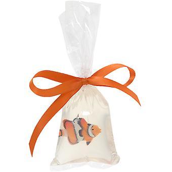 Elementos primarios pescado un pez payaso bolsa 100 g