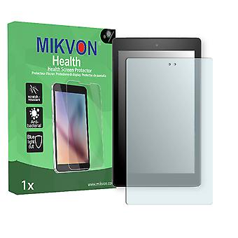 Amazon Fire HD 8 (2016) Screen Protector - Mikvon Health (Retail Package with accessories)