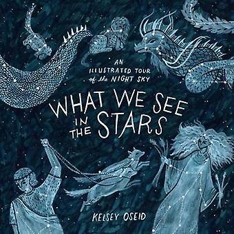 Was wir sehen, in den Sternen - eine bebilderte Tour durch den Nachthimmel von Kel