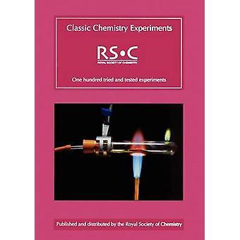 Expériences de chimie classique par Kevin Hutchings - Colin Osborne - Im