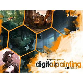 Beginner's Guide to Digital Painting in Photoshop by Nykolai Aleksand