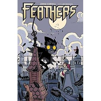 Feathers by Jorge Corona - 9781608867530 Book