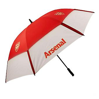 Arsenal FC Double Canopy Golf Umbrella