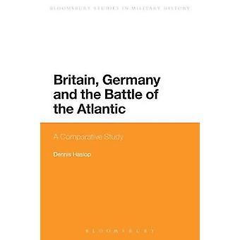 ألمانيا بريطانيا والمعركة من المحيط الأطلسي بدنيس & هسلوب