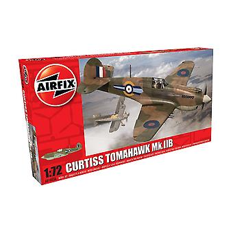 Airfix كيرتس توماهوك طراز Mk.IIB 1:72 مقياس نموذج كيت