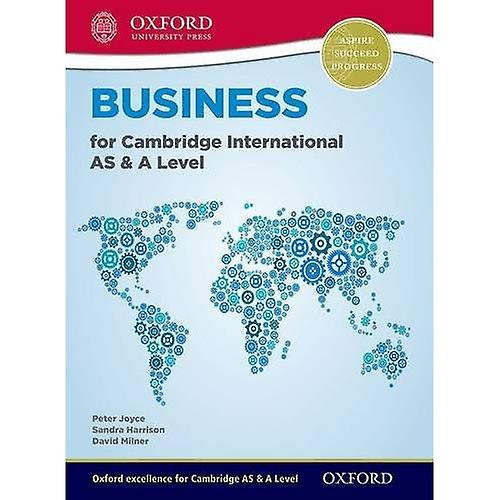 Business for Cambridge International AS & A Level Student Book