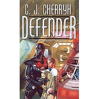 Defender (Foreigner Universe Books)
