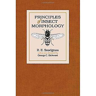 Principes de la morphologie des insecte