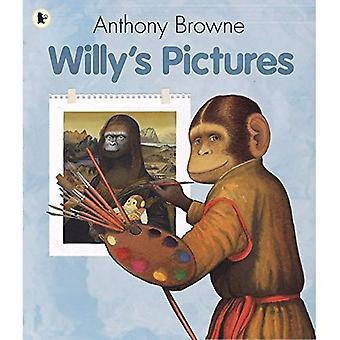 Willys bilder (Willy Chimp)