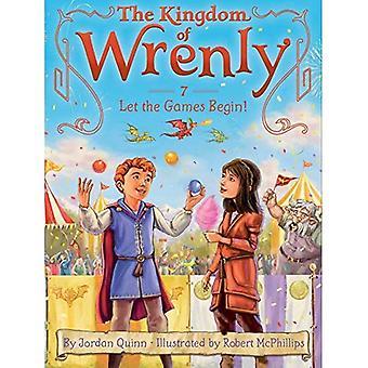 Let the Games Begin! (Kingdom of Wrenly)