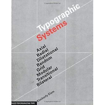 Typografiska system