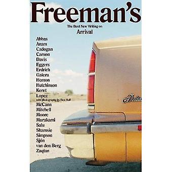 Freeman est le meilleur New Writing: à l'arrivée