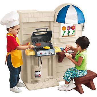 Jeu d'imitation enfant jeux jouets Cuisine pour enfant 0102133