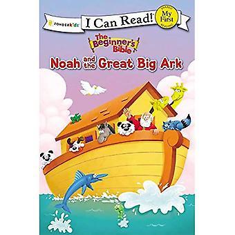 Noah de Bible du débutant et la grande arche gros (je peux lire! / Bible du débutant)