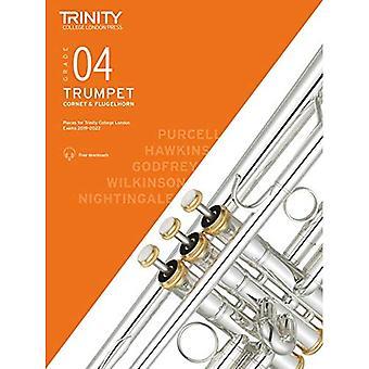 Trinity College London Trumpet, Cornet & Flugelhorn Exam Pieces 2019-2022. Grade 4