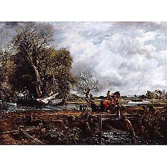 John Constable: The Leaping� Horse