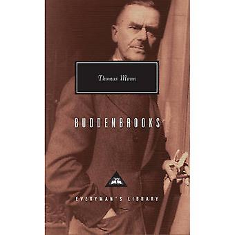 Buddenbrooks van Thomas Mann