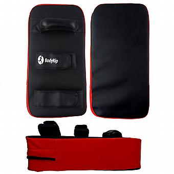 BodyRip MMA cuir boxe Punching Pad