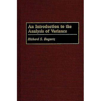 Uma introdução para a análise de variância por Bogartz & S. Richard