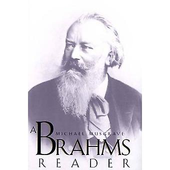 A Brahms Reader by Musgrave & Michael