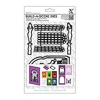 Xcut Shadow Box Dies (7pcs) - Ballroom (XCU 503125)