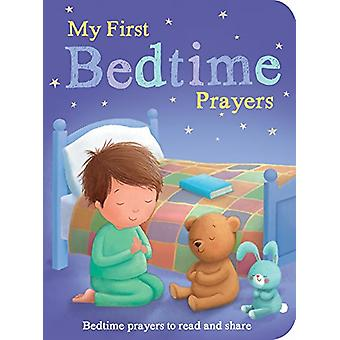 My First Bedtime Prayers by Tiger Tales - Anna Jones - 9781680105209