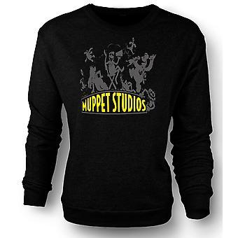 Mens Sweatshirt Muppet Studios - Kermit - Funny