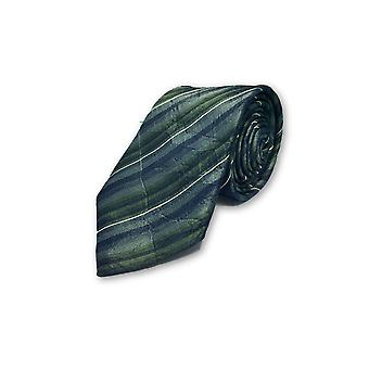 Strellson tie in green and blue st