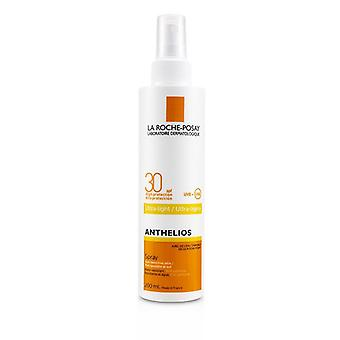 La Roche Posay Anthelios Ultra-Light Spray SPF 30 - Для чувствительной кожи (водонепроницаемая) 200мл/6.7oz
